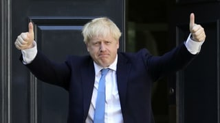 Boris Johnson vul il Brexit fin la fin d'october