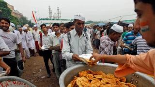 Indien will Hungersnot mit Ernährungsprogramm lindern
