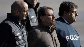 Früherer Linksterrorist Battisti an Italien ausgeliefert