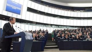 Parlament da l'UE ratifitgescha cunvegna da clima da Paris