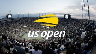 Das sind die US Open
