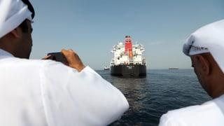 Hinter den Tankerattacken soll ein «staatlicher Akteur» stecken