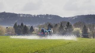 Dovri mesiras radicalas encunter pesticids en Svizra?
