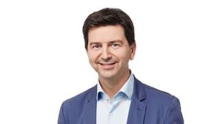 David Wüest-Rudin kandidiert für Basler Ständerats-Sitz