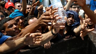 «Schlimmste Flüchtlingskrise seit dem 2. Weltkrieg»