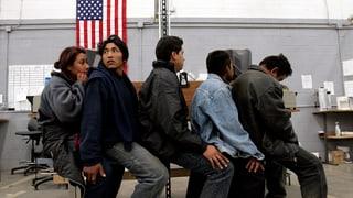 Illegale Einwanderer: Die US-Republikaner geben klein bei