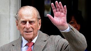 Prinz Philip feiert seinen 92. Geburtstag im Spital