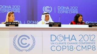 Sorge um die Erderwärmung: UNO-Klimakonferenz eröffnet