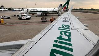 Alitalia kann in letzter Minute aufatmen