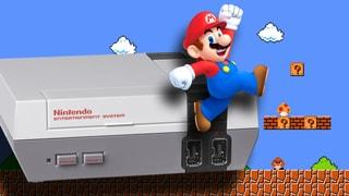 Nintendo Classic Mini: Ein kleines Stück Vergangenheit