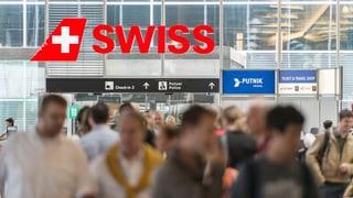 Swiss muss nach Verspätung Entschädigung zahlen