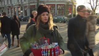 Welt-Aids-Tag: Kondom-Verkäuferin Anna Rossinelli stinksauer