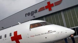 Machtkampf am Flughimmel: Rega übt Druck auf Konkurrenten TCS aus