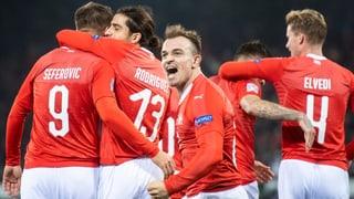 Ticketverlosung Gewinne Tickets für Schweiz-Dänemark!