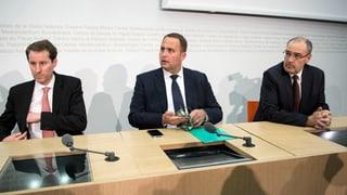 Die SVP will einen Westschweizer oder Tessiner Bundesrat