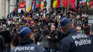 Belgien setzt Terrorwarnstufe herunter