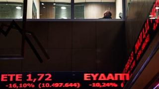 «Niemand wird vor den Wahlen in Griechenland investieren»