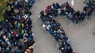 EU will Menschen ohne Recht auf Asyl schneller ausschaffen
