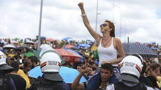 Die Krise in Brasilien spitzt sich zu
