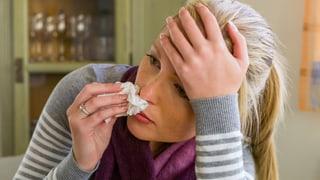 Krank zur Arbeit – darf ich das überhaupt?
