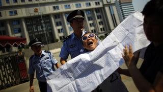 Prozess: Bo Xilai hält seine Frau für «verrückt»