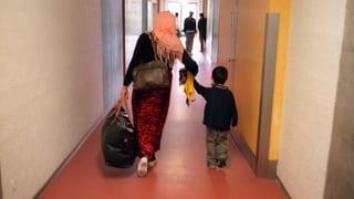 Deutliche Zunahme der Asylgesuche in der Schweiz