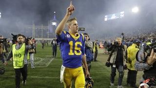 Für die Rams und Kansas geht der Traum weiter