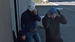 Raiffeisen-Bank in Bellach überfallen