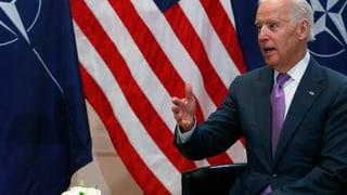 Biden warnt Russland