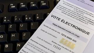 E-voting per il Grischun