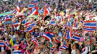 Wieder Demonstrationen gegen Thailands Regierung