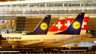 Was tun als Lufthansa-Passagier?