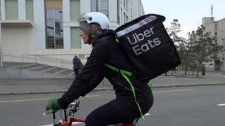 Video «Undercover unterwegs für Uber Eats» abspielen