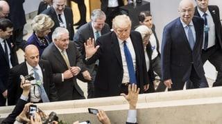 WEF ohne Trump: kein Schaden