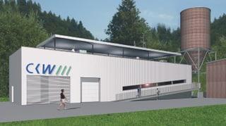 Kleinwasserkraftwerk an der Waldemme: CKW erhält Konzession