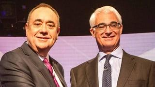 Schottischer Regierungschef entscheidet zweites TV-Duell für sich