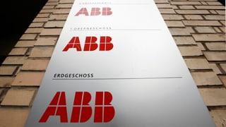 Rekordumsatz bei ABB – Gewinn steigt leicht