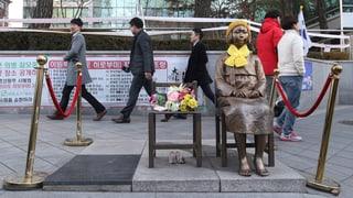 «Die Aufarbeitung der ‹Trostfrauen› muss in Japan geschehen»