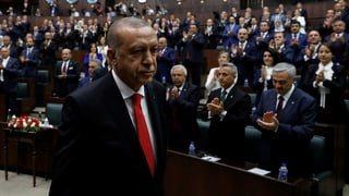 Über 18'000 türkische Staatsangestellte entlassen