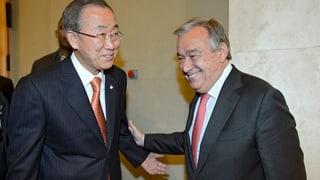 «Guterres hat mehr Charisma als Ban Ki Moon»