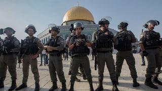 Israel beschränkt Zugang zum Tempelberg erneut