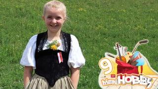 «Zogä!» Priska singt am Jodlerfest