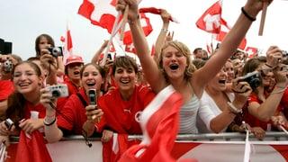 Schweizer Teenager: Wissbegierige Optimisten
