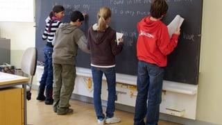 Junge mit Grips zieht's nicht zwingend ans Gymnasium