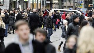Chronologie: Bern beisst in Brüssel auf Granit