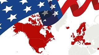 Multilaterale Freihandelsabkommen der USA