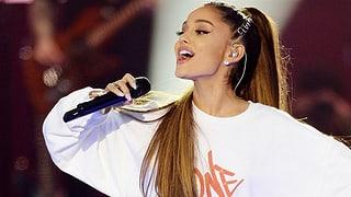 Ariana Grande setzt Tournee fort