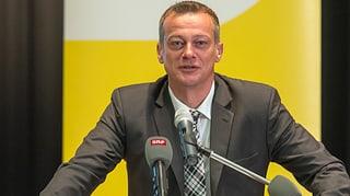 BDP-Chef kritisiert «hetzerische Rhetorik» der SVP