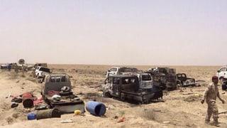 Mehr als 200 IS-Kämpfer bei US-Luftangriff getötet