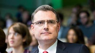 SNB-Chef Jordan: Werden bei Bedarf am Devisenmarkt aktiv bleiben
